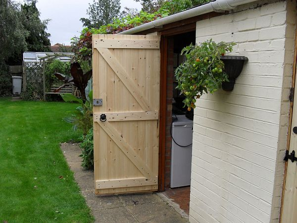 Doors And Gates Linnell Carpentry And Kitchens