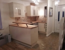 bespoke kitchen including all units and worktops