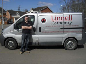 Fraser Griffin Linnell Carpentry based in Kettering Northants